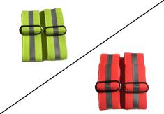 ZÁHOŘÍ Rudel Reflexní pásky na ruce s reflexním proužkem
