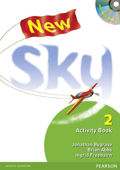Bygrave Jonathan: New Sky Activity Book and Students Multi-Rom 2 Pack