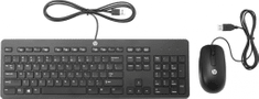HP Slim černá klávesnice + myš (T6T83AA)