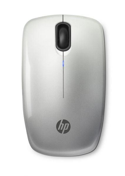 HP Z3200 bezdrátová myš, stříbrná (N4G84AA)