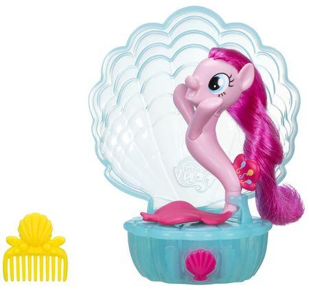 My Little Pony Kucyk Pinkie Pie - Podwodna scena