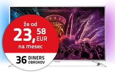 Philips 4K TV sprejemnik 55PUS6501/12