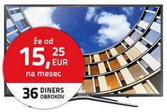 Samsung Full HD Smart TV UE43M5572