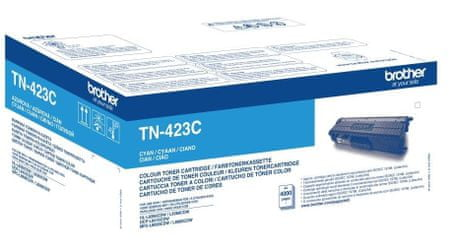 Brother Toner TN423C, cyan, 4.000 strani