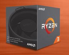 AMD procesor Ryzen 3 1200 s hladilnikom Wraith Stealth 65W (YD1200BBAEBOX)