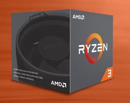 AMD procesor Ryzen 3 1300X s hladilnikom Wraith Stealth 65W (YD130XBBAEBOX) - odprta embalaža