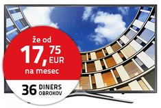Samsung Full HD Smart TV UE49M5572AU