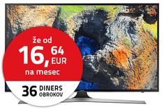 Samsung 4K LED TV sprejemnik 43MU6172