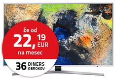 Samsung 4K LED TV sprejemnik 49MU6402