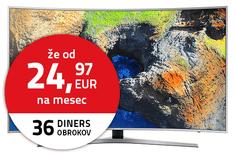 Samsung 4K LED TV sprejemnik 49MU6502