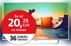 Philips 4K UHD LED TV sprejemnik 49PUS6412/12