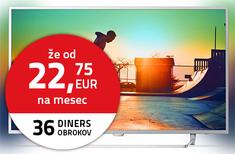 Philips 4K UHD LED TV sprejemnik 55PUS6412/12