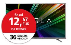 Tesla 4K TV sprejemnik 49S606SUS