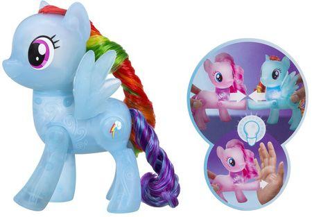 My Little Pony Svítící pony - Rainbow Dash