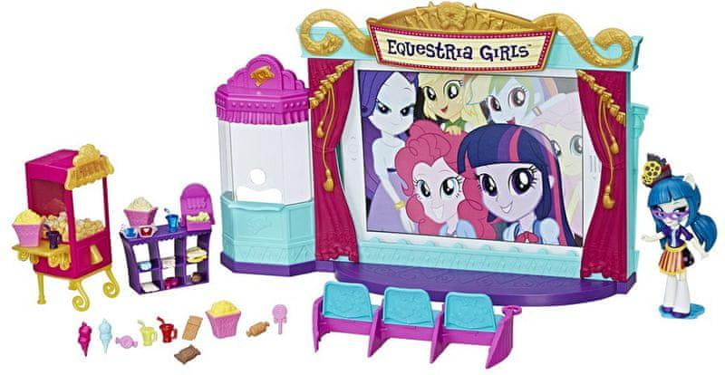 My Little Pony Tematický hrací set - kino