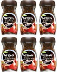 NESCAFÉ CLASSIC instantná káva 6x200g