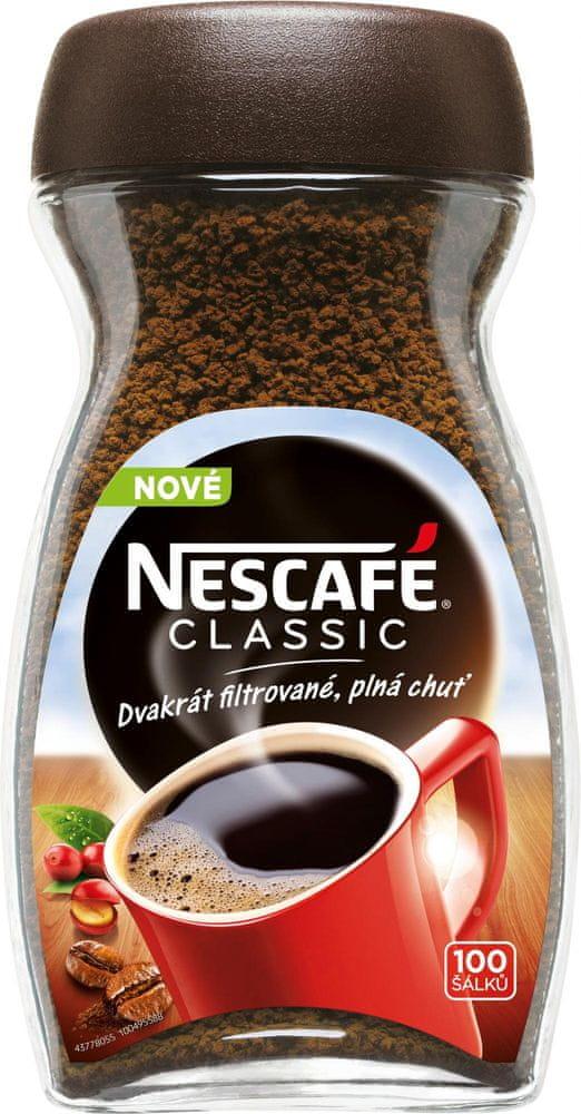 NESCAFÉ Classic instantní káva 200g