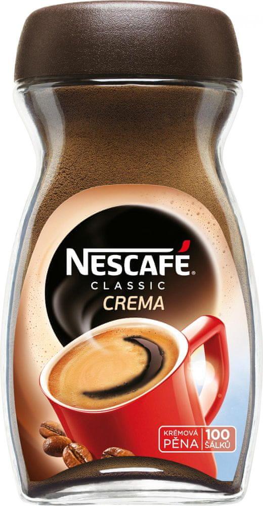NESCAFÉ Classic Crema instantní káva 200g