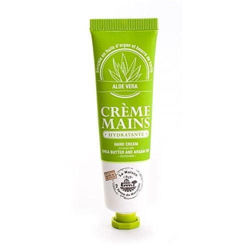 Krém na ruce Aloe vera (Aloe vera) 30 ml
