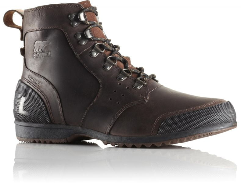 Sorel Ankeny MID Hiker Tobacco Black 44.5