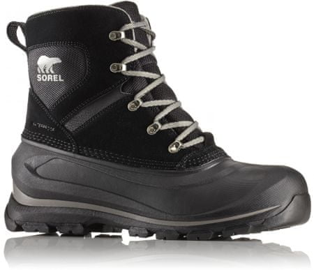 Sorel Buxton Lace Black Quarry 43