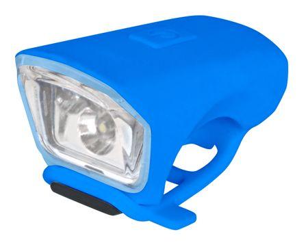 Just One przednia lampka rowerowa Vision 2.0 blue