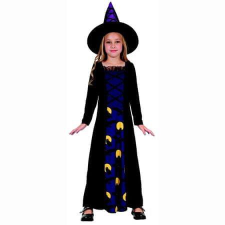MaDe kostium - Czarownica, niebieska M