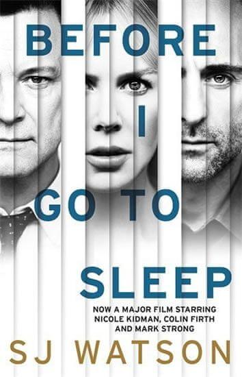 Watson S. J.: Before I Go To Sleep (film tie-in)