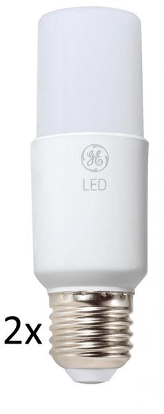 GE Lighting LED žárovka Bright Stik E27 15W, neutrální bílá