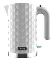 Camry grelnik vode CR1269W, 1,7 l, 2200 W, bel