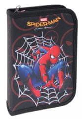 Spiderman peresnica z eno zadrgo, 2 prekata, polna