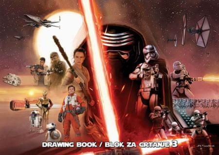 Star Wars risalni blok, št. 3