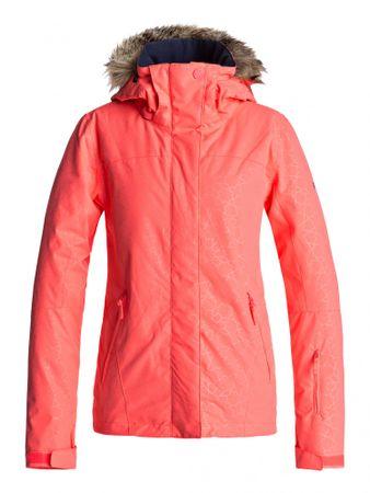 Roxy ženska jakna Jet Ski SolJk Neon, XS