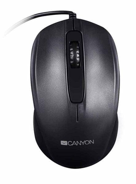 Canyon myš optická (CNE-CMS01B)