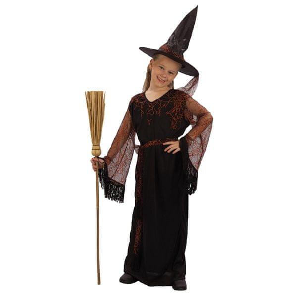MaDe Kostým malá čarodějka