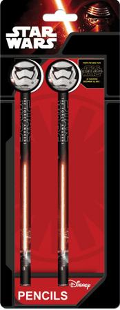 Star Wars olovka s gumicom 2/1, blister