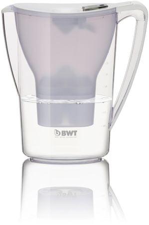 BWT speciální edice Penguin bílá + designová láhev Myequa  44c2e5963f