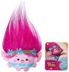 HASBRO mała pluszowa maskotka TROLLE - Poppy