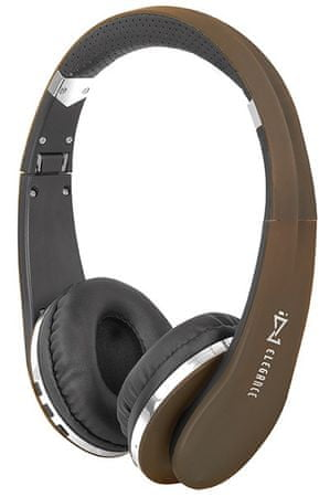 Trevi brezžične Bluetooth slušalke z mikrofonom DJ 1200 BT, bronaste