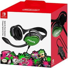 Nintendo Headset Splatoon 2 Edition / Switch