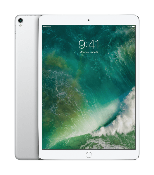"""Apple iPad Pro 10,5"""" Wi-Fi + Cellular 256GB Silver (MPHH2FD/A)"""