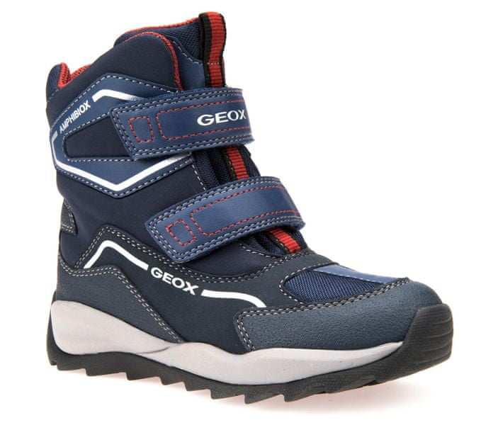 Geox chlapecké zimní boty Orizont 37 modrá