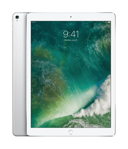 Apple Ipad Pro 12.9 Wi-Fi + Cellular 64gb Silver mqee2fd/A
