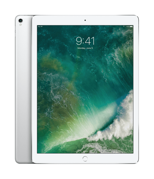 "Apple iPad Pro 12.9"" Wi-Fi + Cellular 64GB Silver (MQEE2FD/A)"
