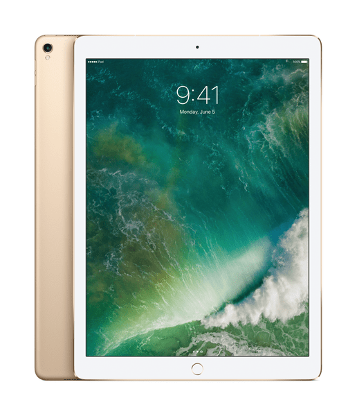 "Apple iPad Pro 12.9"" Wi-Fi + Cellular 64GB Gold (MQEF2FD/A)"