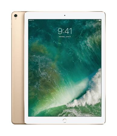 """Apple iPad Pro 12.9"""", 512GB, Wi-Fi/LTE (MPLL2FD/A) - Gold"""