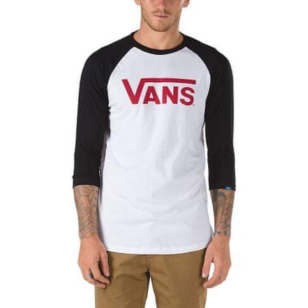 Vans Mn Vans Classic Ragl White-Black S
