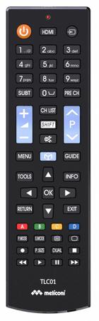 Meliconi TLC01 uniwersalny pilot TV Samsung