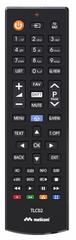 Meliconi TLC02, univerzális távirányító TV LG