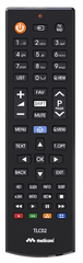 Meliconi TLC02, univerzálny ovládač TV LG